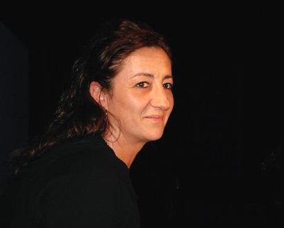 la pianiste italienne Silva Costanzo, photographiée par Eric de Gélis