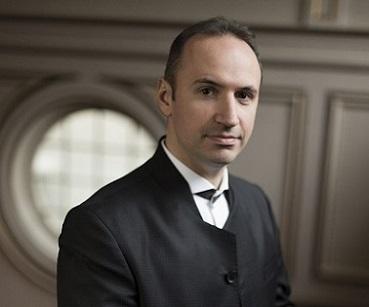 Le pianiste macédonien Simon Trpčeski en récital à la Maison de Radio France