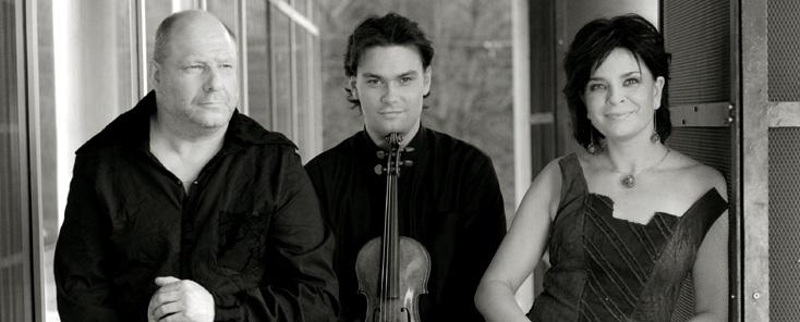 le Trio Smetana joue Beethoven, Novák et Suk au Centre Tchèque de Paris
