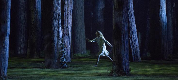 Aida Garifullina incarne Fleur de neige dans l'opéra de Rimski-Korsakov