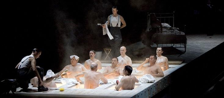 "David Pountney met en scène ""Die Soldaten"" de Zimmermann dans une usine à Bochum"