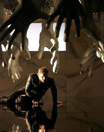 à l'Opéra de Lausanne, Yuriy Mynenko était l'Ariodante de Stefano Poda