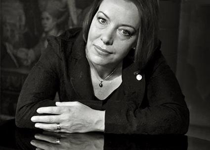 le soprano dramatique suédois Nina Stemme chante Isolde à Paris (Pleyel)