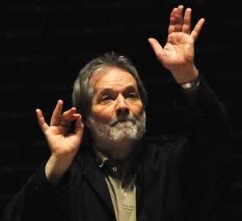 Péter Eötvös s'entretient avec Bertrand Bolognesi de la musique de Stroppa