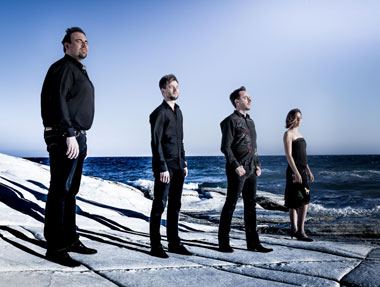 Le Quatuor Tana joue Chostakovitch, Ligeti et Robin