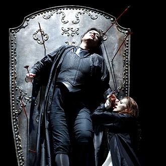 Tancredi de Rossini au Teatro Regio de Turin (Italie)