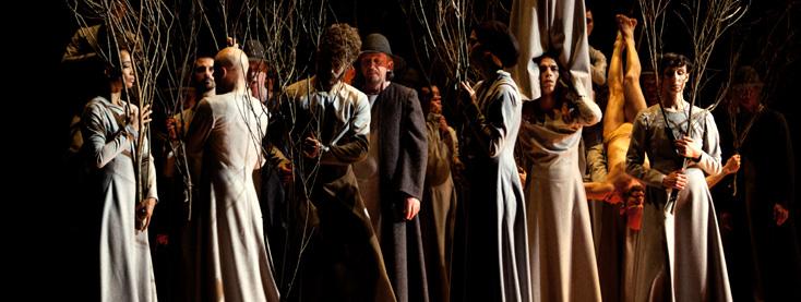 Deutsche Staatsoper Berlin : la chorégraphe Sasha Waltz met en scène Tannhäuser