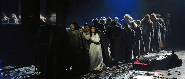 Keith Warner signe un nouveau Tannhäuser (Wagner) à Strasbourg