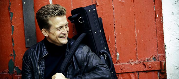 le violoniste Christian Tetzlaff joue avec Leif Ove Andsnes (piano)  à Paris