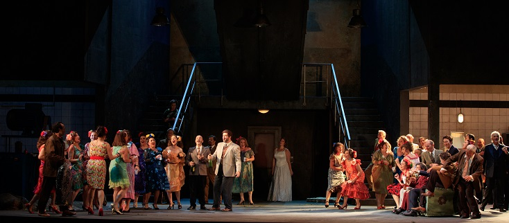 """Walter Sutcliffe met en scène """"Tifland"""" d'Eugen d'Albert au Capitole de Toulouse"""