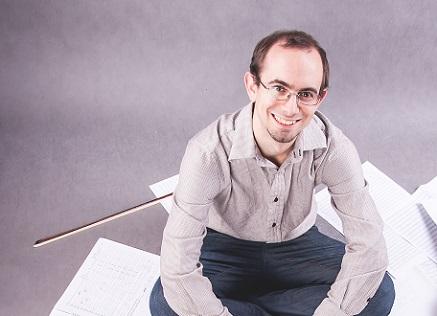 Péter Tornyai, né en 1987, lauréat du Forum des nouveaux compositeurs hongrois