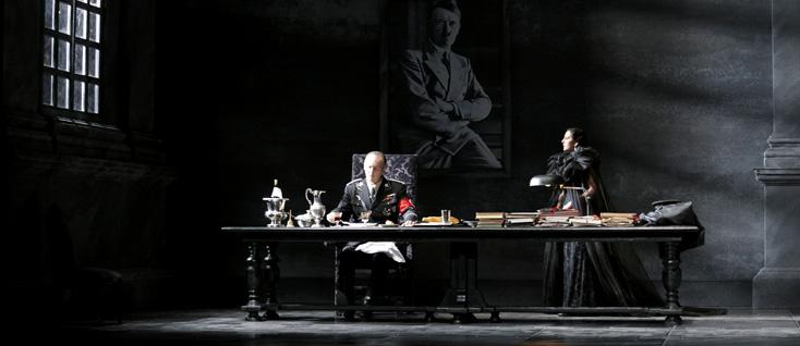 Tosca (Puccini) à l'Opéra de Lausanne, mise en scène par Giancarlo del Monaco