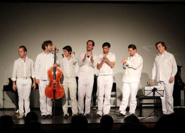 The tourist attitud – a tribute to John Cage, de l'Ensemble Zeitkunst