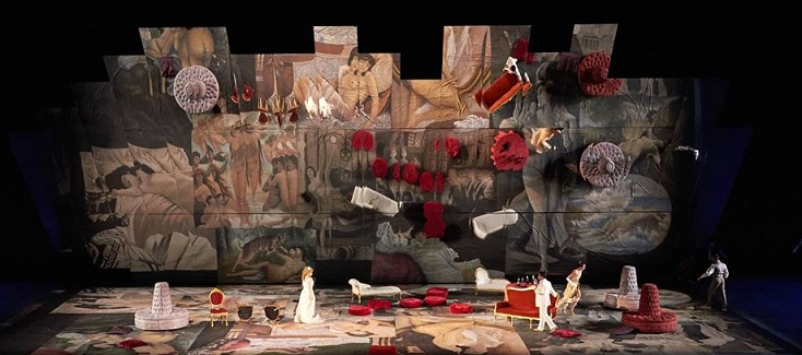 La cheffe Keri-Lynn Wilson joue La traviata au Macerata Opera Festival
