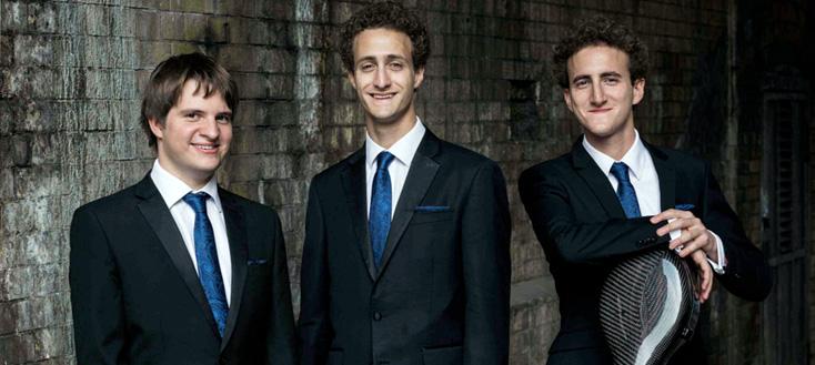 le jeune Trio Busch inaugure MuCH Music à la Chapelle musicale Reine Élisabeth