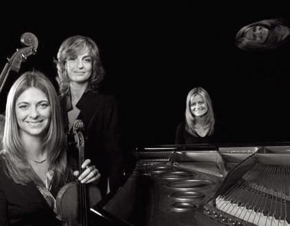 les jeunes musiciennes du Trio George Sand jouent au Musée d'Orsay