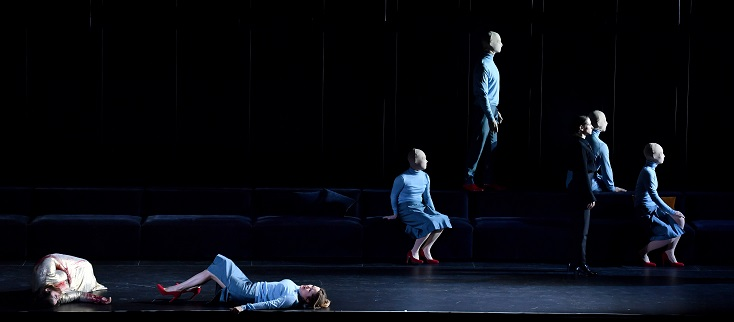 Ted Huffman met en scène l'oratorio d'Händel à l'Opéra national de Montpellier