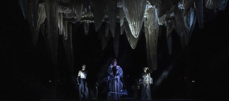 "Ralf Pleger met en scène ""Tristan und Isolde"" (Wagner) à La Monnaie de Bruxelles"