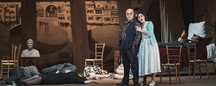 """""""Il trittico"""", l'opéra de Puccini, est donné à Florence cet automne"""