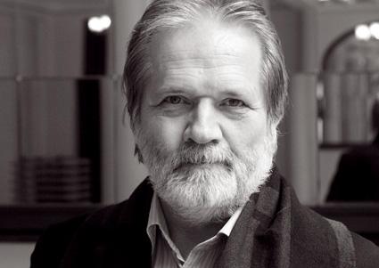 le compositeur hongrois Péter Eötvös
