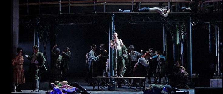 Lydia Steier met en scène Les troyens de Berlioz à la Semperoper de Dresde