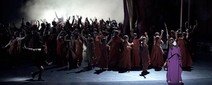 Eva-Maria Höckmayr met en scène Les Troyens de Berlioz à l'Opéra de Francfort