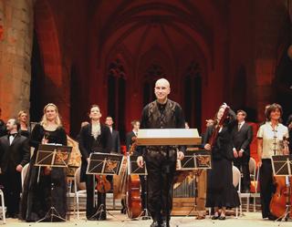 Jean Tubéry joue Purcell et Händel au Festival d'Ambronay 2007
