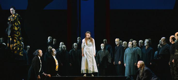 Michael Schønwandt joue Turandot (1926), l'opéra posthume de Puccini