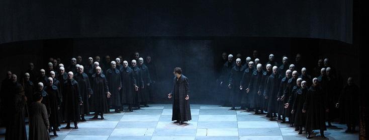 """Federico Grazzini signe """"Turandot"""" (Puccini-Berio) à l'Opéra de Toulon"""