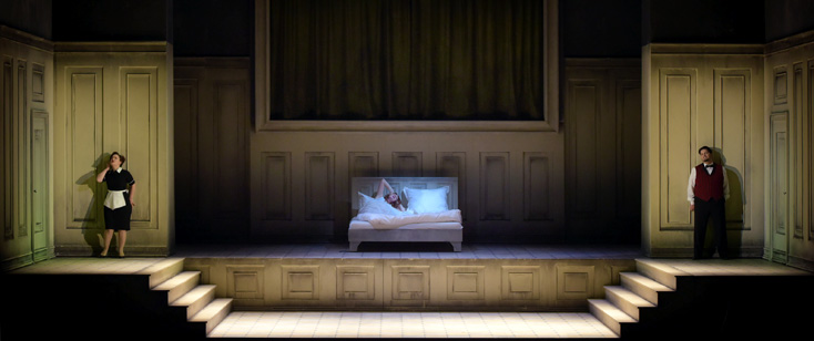 la piètre mise en scène de Mariame Clément au Théâtre des Champs-Élysées (Paris)