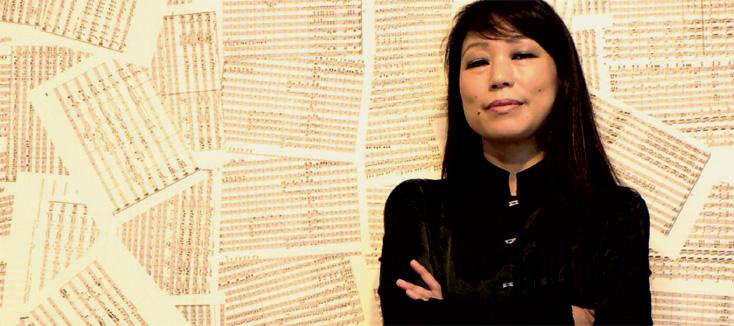 la compositrice coréenne Unsuk Chin (née en 1961), invitée du Festival d'Automne