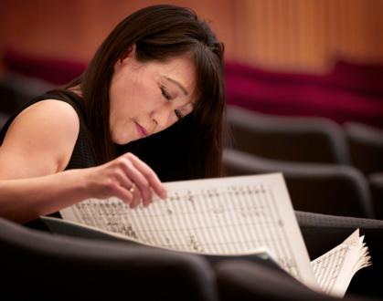 création française de SPIRA d'Unsuk Chin par l'Orchestre de Paris