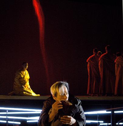 Jonathan Harvey nous parle de son nouvel opéra, Wagner Dream