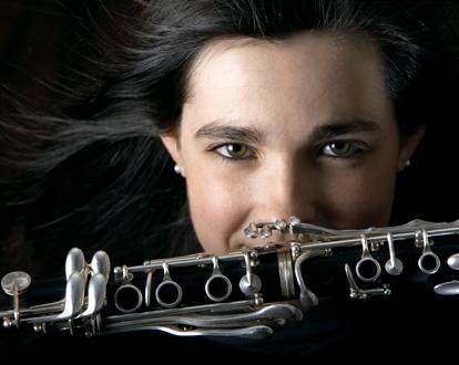 le jeune clarinettiste belge Annelien van Wauwe en récital à Montpellier