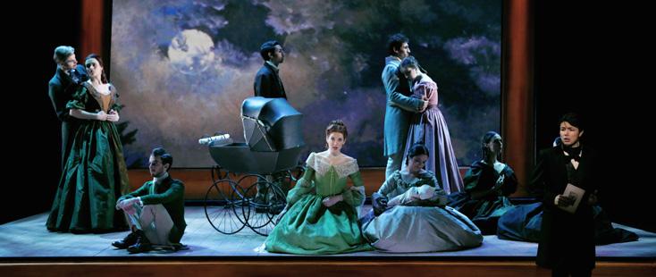 Paul-Émile Fourny met en scène Werther de Massenet à l'Opéra-Théâtre de Metz