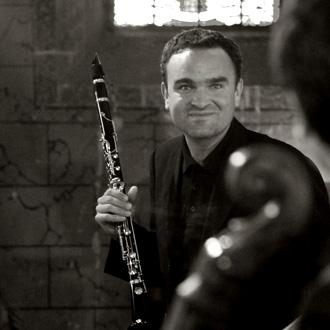 au Festival Messiaen 2014, le compositeur et clarinettiste Jörg Widmann
