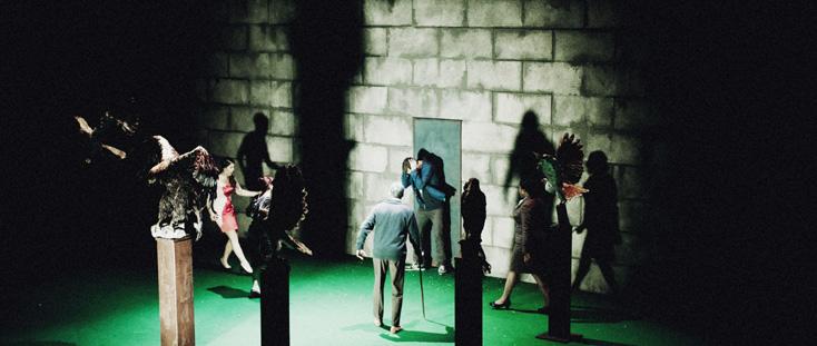 Owen Wingrave, de Britten, par l'Académie de l'Opéra national de Paris