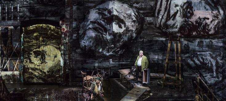 Un nouveau Wozzeck (Berg) mis en scène par Kentridge au Festival de Salzbourg