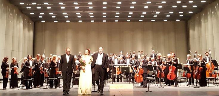 le soprano bulgare Sonya Yoncheva chante Verdi au Corum de Montpellier