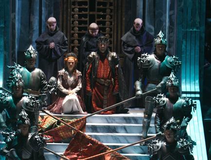 Nicolas Joel met en scène Le roi d'Ys d'Edouard Lalo au Capitole (Toulouse)
