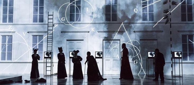 """Une nouvelle """"Flûte enchantée"""" (Mozart) à Garsington, signée Netia Jones..."""