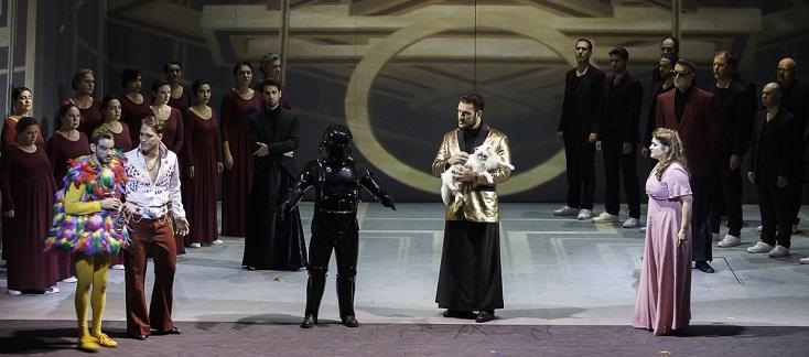 Alexander Briger joue Die Zauberflöte, ultime opéra de Mozart
