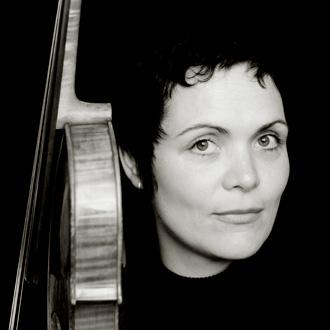 l'altiste Tabea Zimmerman, photographiée par Marco Borggreve
