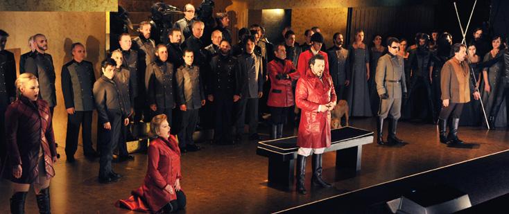 plateau de rêve pour Anna Bolena de Donizetti au Liceu (Barcelona) !