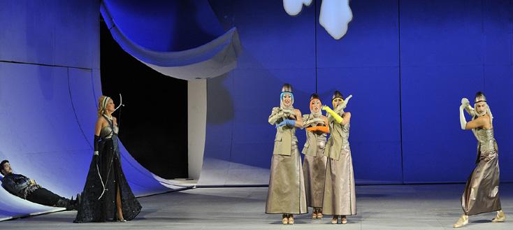 L'arbore di Diana, opéra de Vicente Martin y Soler, en tournée à Montpellier