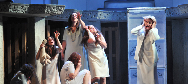 Ariane et Barbe-Bleue, opéra de Paul Dukas
