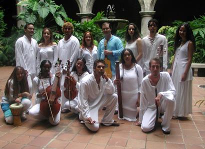 l'ensemble de musique baroque cubain Ars Longa