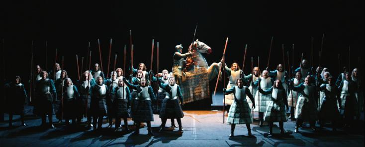 Le roi Arthus, opéra d'Ernest Chausson