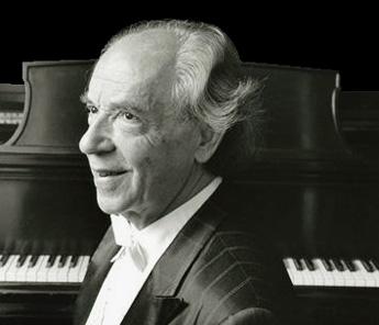 le pianiste Paul Badura-Skoda photographié par Dan Hunstein