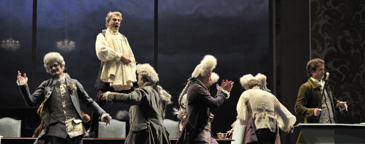 Frédéric Bélier-Garcia met en scène le Barbier (Rossini) à Nantes